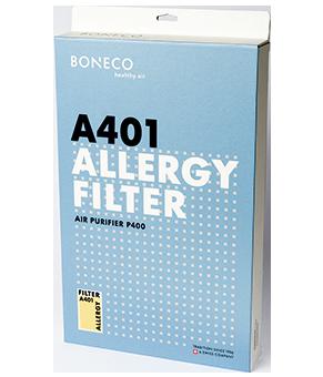 Tilbehør Filter A401