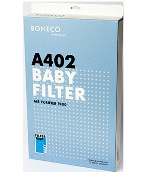 Tilbehør Filter A402