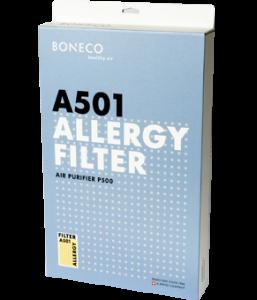 Tilbehør Allergi-filter A501