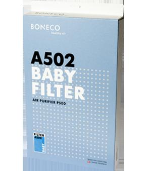 Tilbehør Filter A502