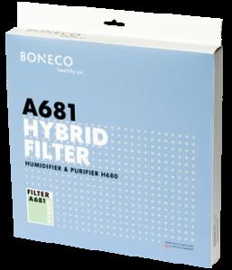 Tilbehør Hybrid filter A681